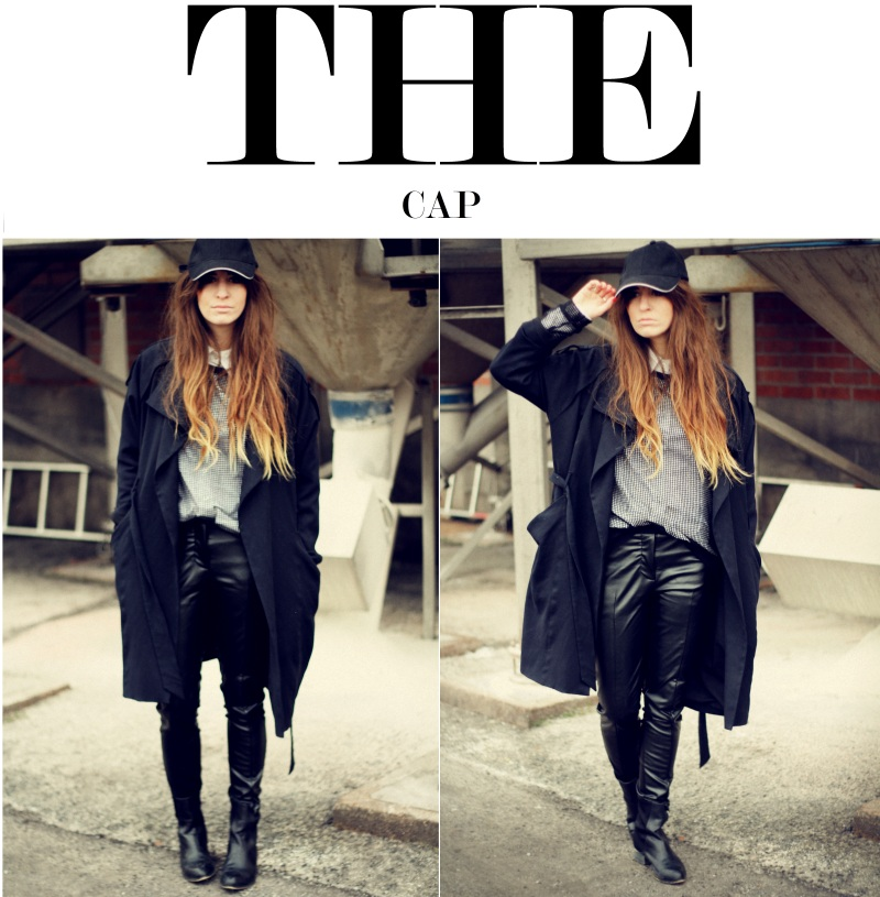 SPORTY CAP
