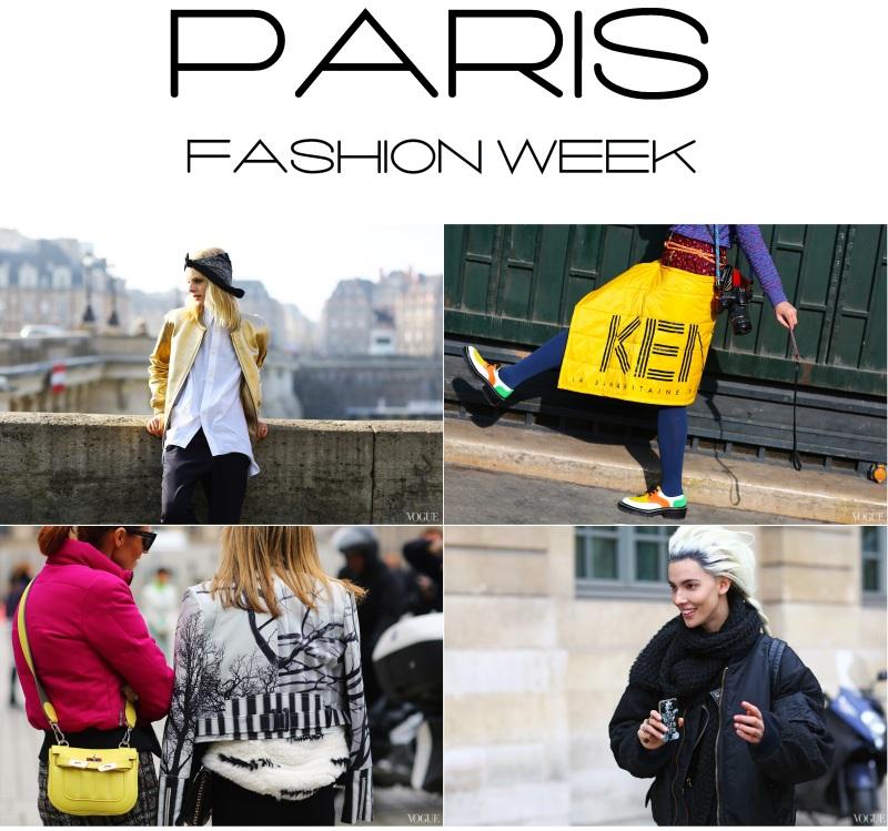 PARIS FASHION WEKK