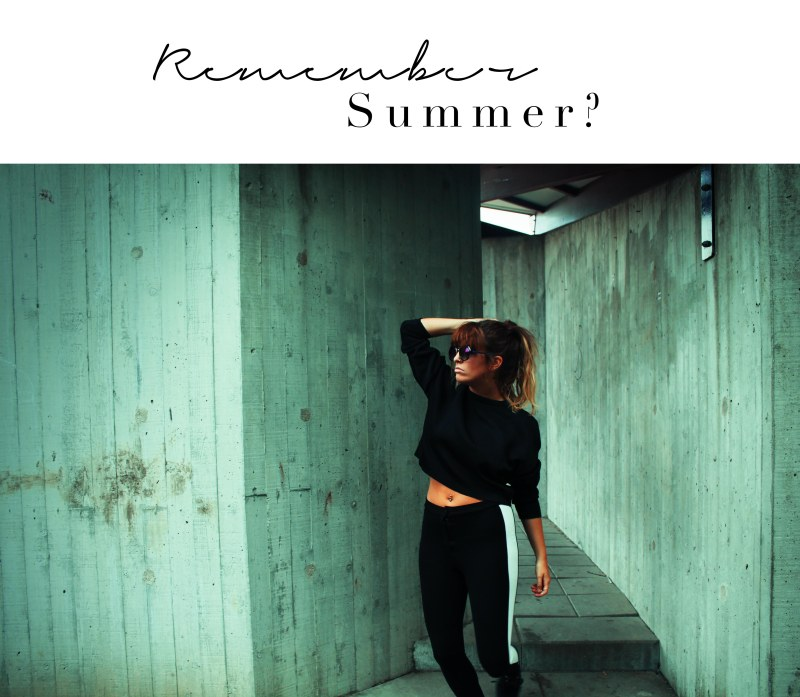 Remembered Summers: The Black Cape